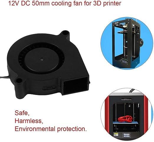KinshopS - Partes de la Impresora 3D, 50 x 50 x 15 mm, 5015 ...