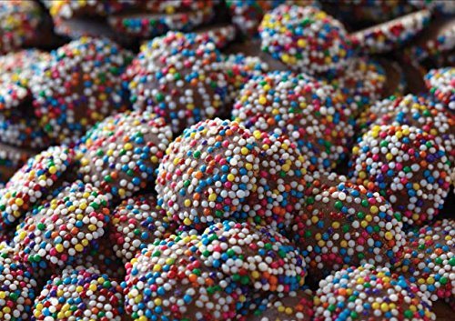 - Chocolate Rainbow Nonpareils by Its Delish (2 lbs)
