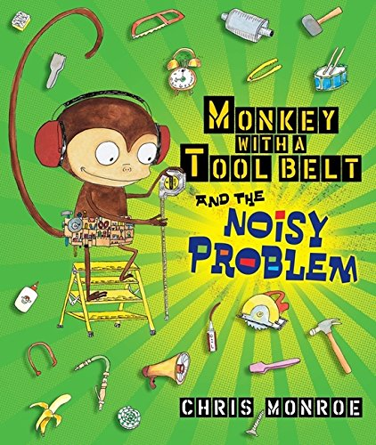 Monkey With a Tool Belt and the Noisy Problem by Carolrhoda Books (Image #2)