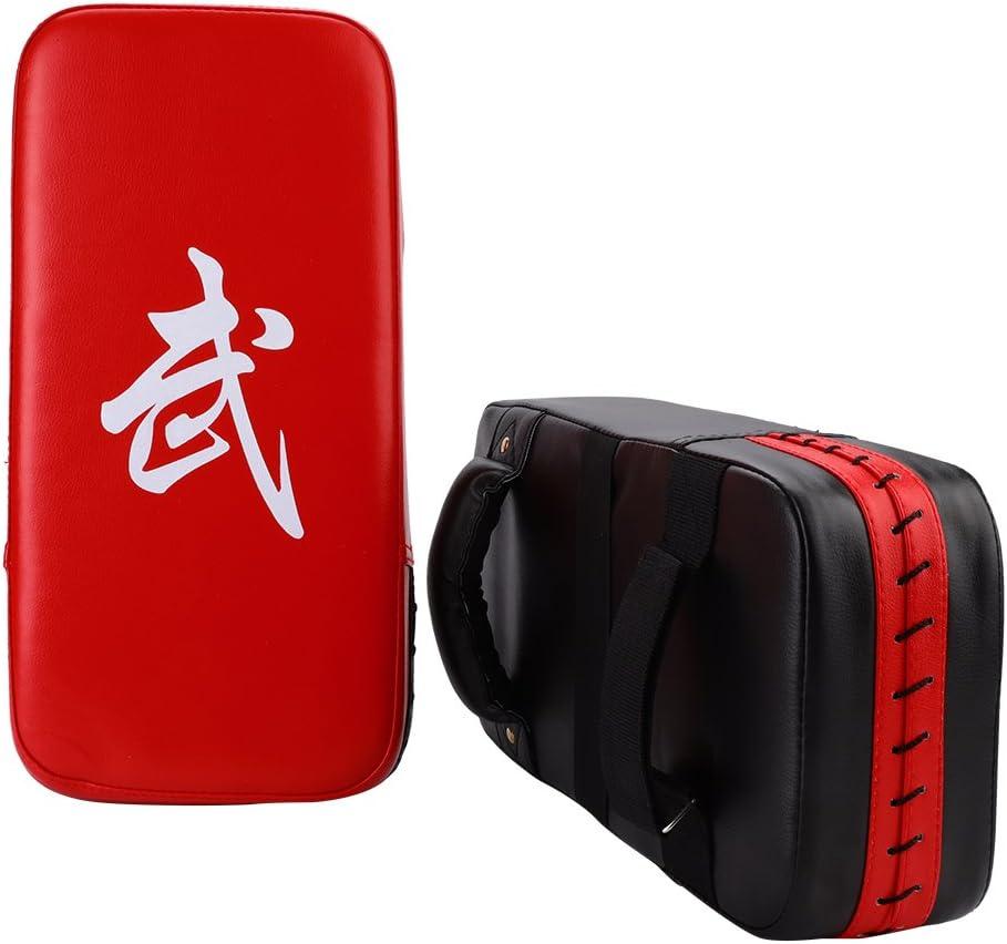 VIFER Kicking Pad PU Leather Taekwondo Foot Target Boxing Kicking Strike Pad Punching Training Shield