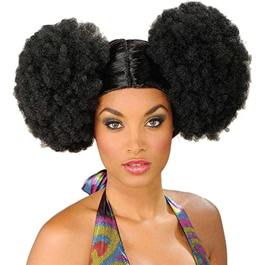 Amazon Forum Novelties Afro Puff Adult Wig Toys Games