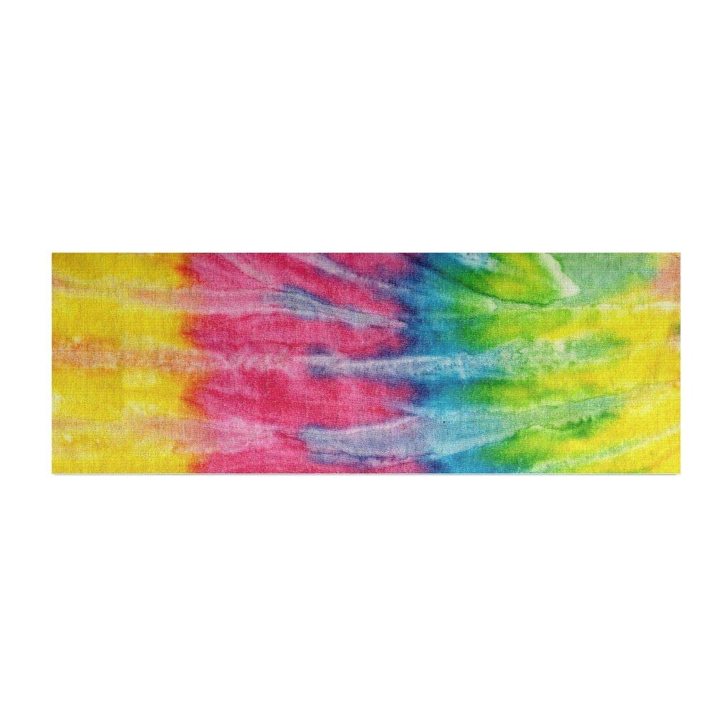 ヨガマット – Tie Dye  ブルー B01MTETJEL