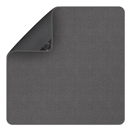 Attachable Rug for Stair Landings - Gray - 3 Ft. x 3 Ft. - Many Other Sizes to Choose from