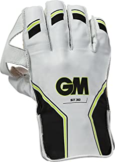 Gunn & Moore GM Cricket ST30pour femme Cuir Caned Manchette guichet Gants NEUF
