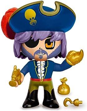 Pinypon Action- Piratas pack 2 figuras con accesorios, para niños y niñas a partir de 4 a 8 años, (Famosa 700015644) , color/modelo surtido: Amazon.es: Juguetes y juegos