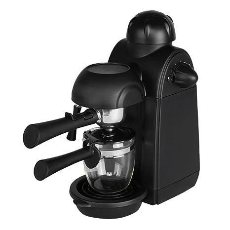 boodtag máquina de café Espresso y capuchino semiautomático italiana américainne cafetera MONODOSIS traje de cafetera con