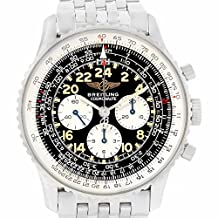 Breitling Navitimer mechanical-hand-wind mens Watch A12022 (Certified Pre-owned)