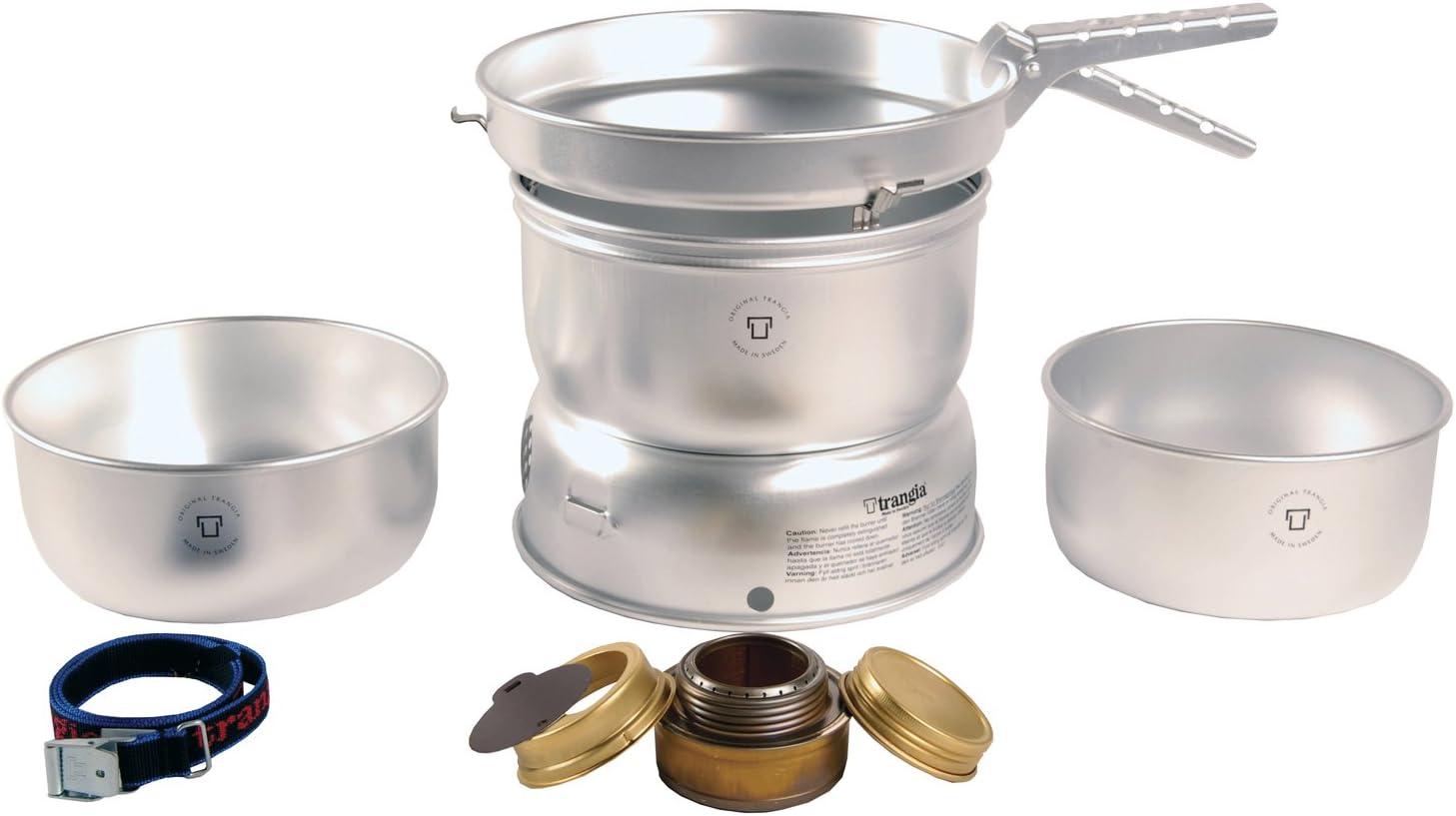 Trangia Aluminio 27-1 Cocina Plata