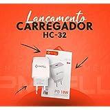 Fonte Carregador iPhone 11 12 Pro Turbo Usb Lançamento wk