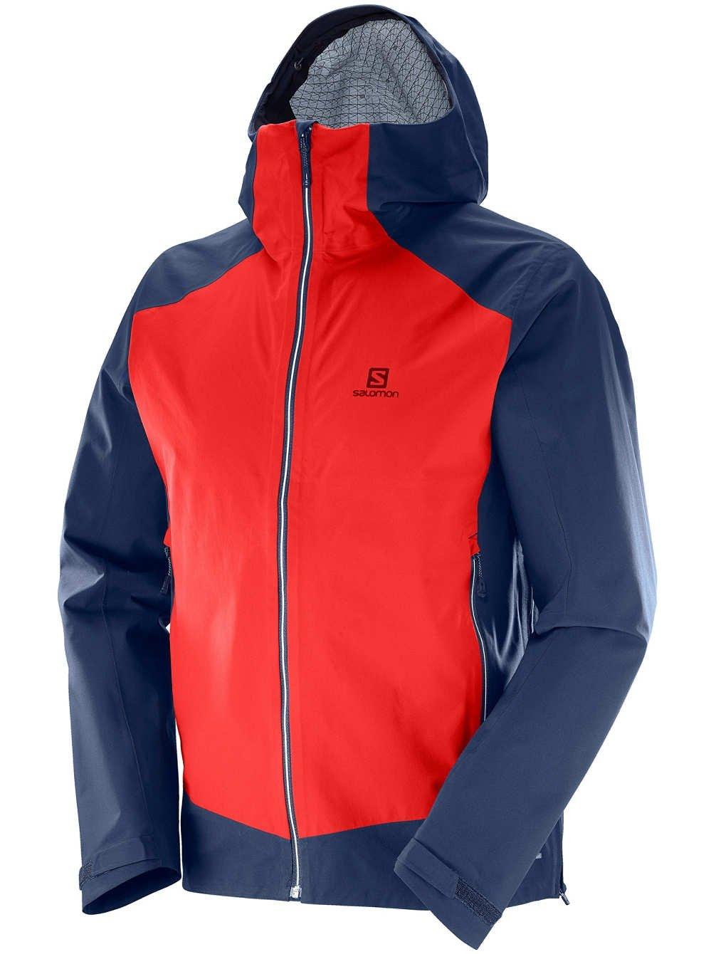 Salomon Herren Snowboard Jacke La Cote Stretch 2.5L Jacke