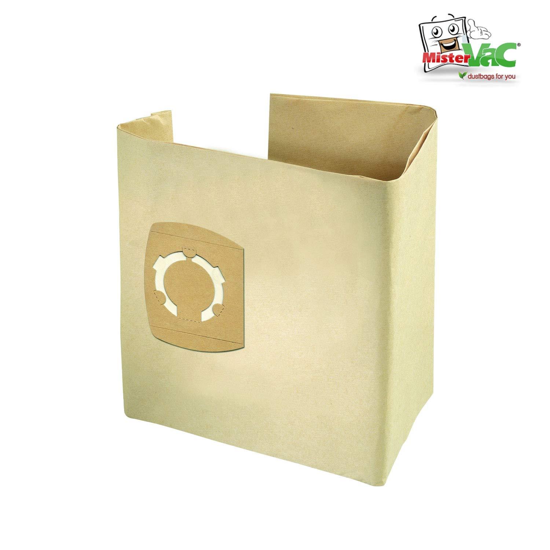 Acquisto 10 sacchetti per aspirapolvere adatti per Parkside PNTS 1400 G3, umidi e asciutti. Prezzo offerta