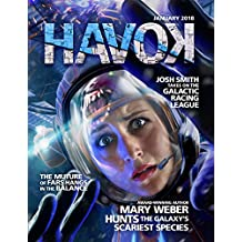 Havok January 2018: Deep Space Design