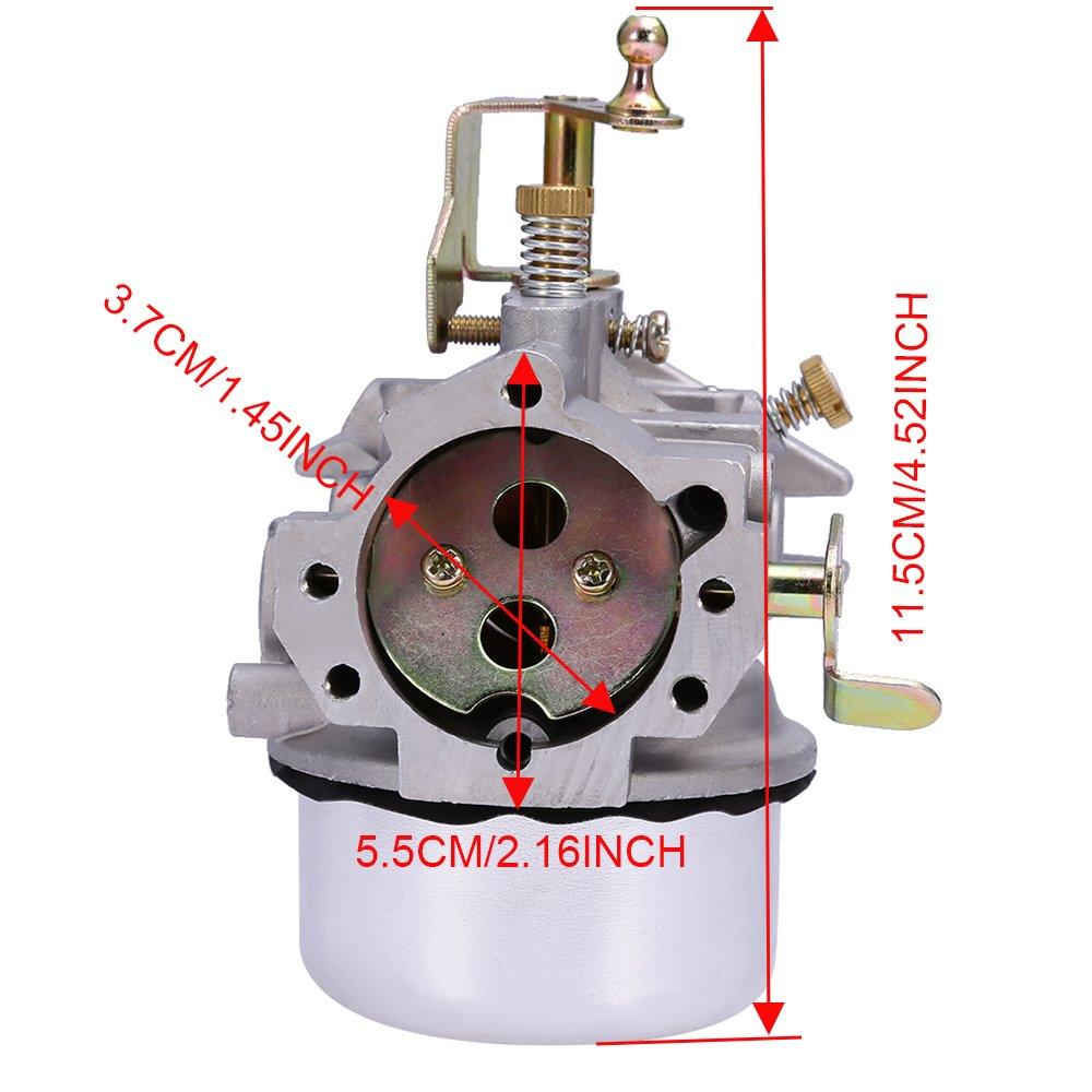 Carburetor For Kohler K321 K341 Cast Iron 14 16 Hp K Series Gas Engine Diagram S Engines Carb Carburetors Amazon Canada