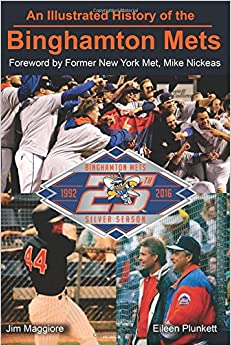 Book An Ilustrated History of the Binghamton Mets