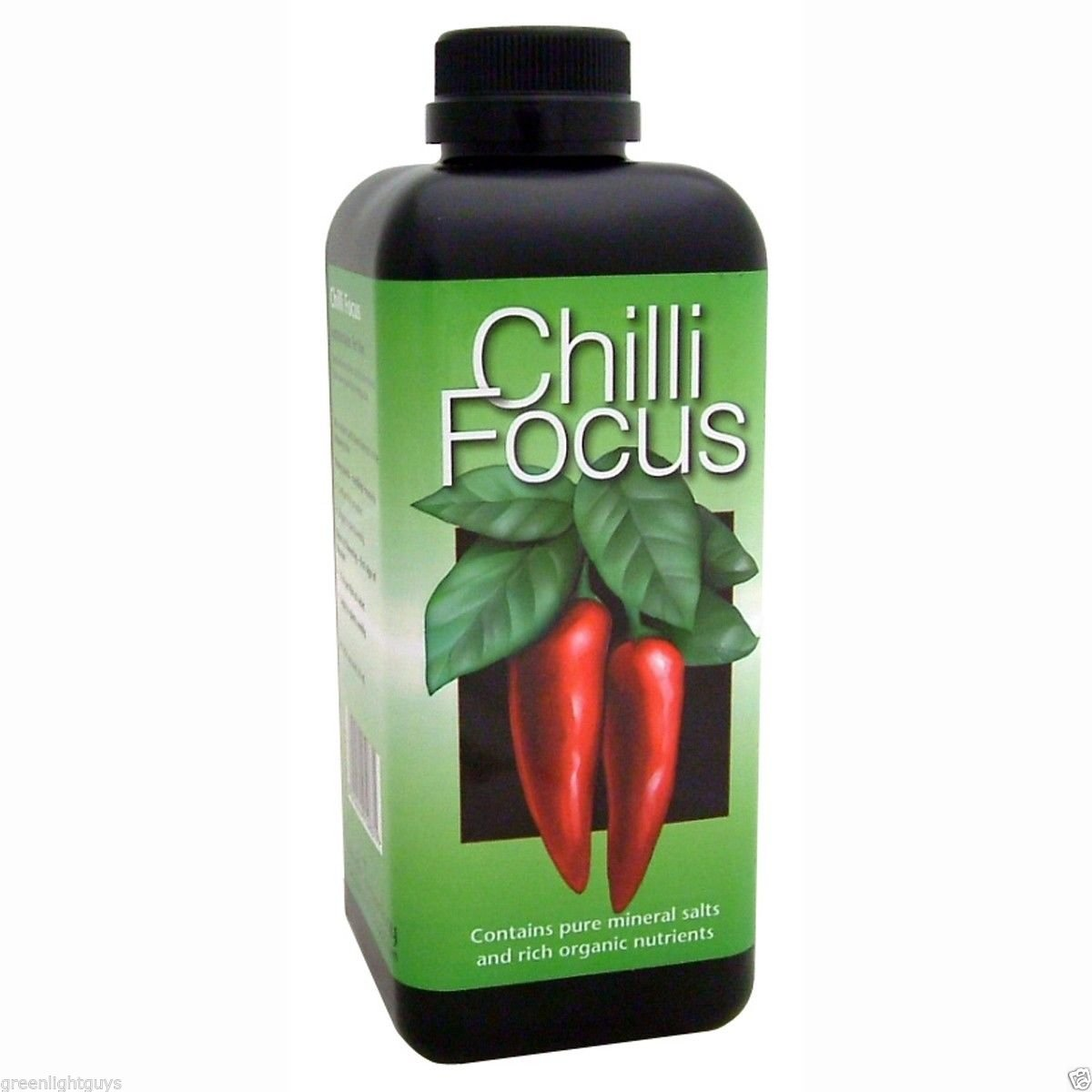 chilli focus 300ml feed food plants chilli FREE PIPPET growth technology