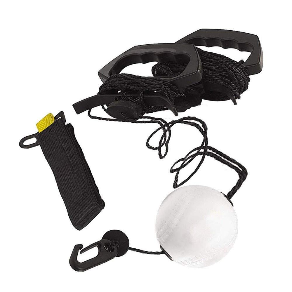 Gmgod❤️❤ Baseball Training Tool,Baseball Trainer for Baseball and Softball Trainer Baseball Strike Training Tool Black