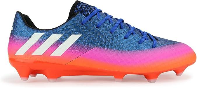 White/Solar Orange Soccer Shoes