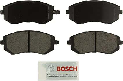 For Impreza,Legacy,Outback,Baja,Forester,9-2X Front Semi-Metallic Brake Pads