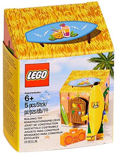 LEGO 5005250 Seasonal Party Banana Guy Juice Bar Minifigure