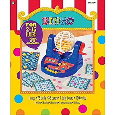 amscan Bingo Play Set | Party Favor: Toys & Games