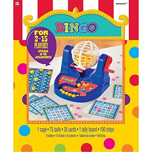 Amscan Bingo Play Set | Party Favor -