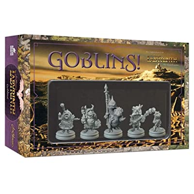 River Horse Studios Goblins! Expansion: Toys & Games