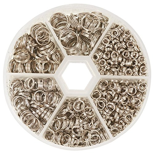 PandaHall 4 10mm Platinum Jewelry Making