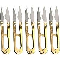 Healifty 15 Piezas de Metal en Forma