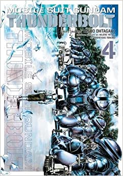 ?BETTER? Mobile Suit Gundam Thunderbolt, Vol. 4. ultima quietly casos joint cuatro modulos behind Rocky