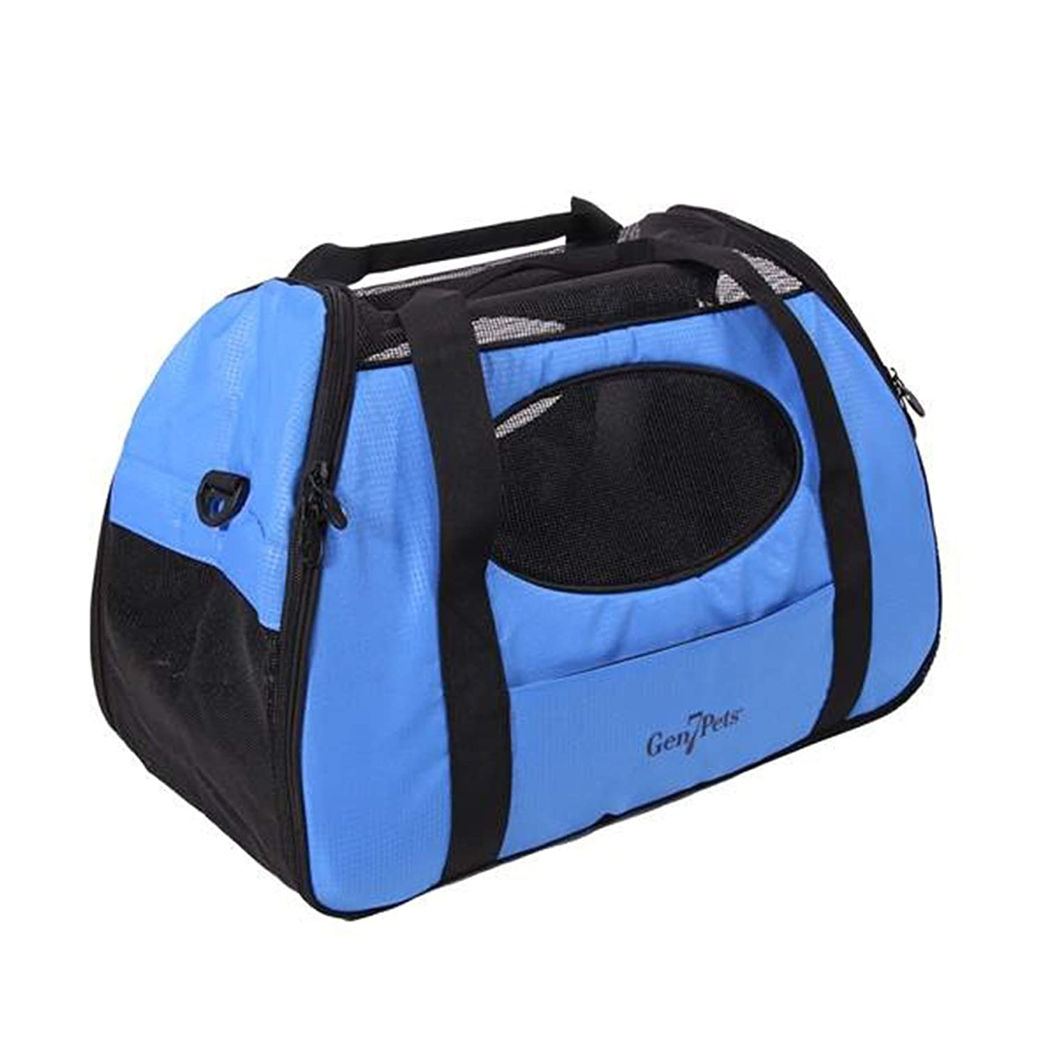 Trailblazer bluee Gen7Pets G1020TB Carry-Me Pet Carrier, Trailblazer bluee