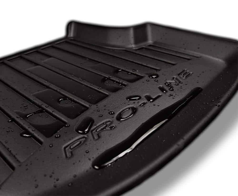 Frogum Alfombrillas de Goma 3D Pro-Line Compatible con Audi A4 B9 Desde 2015