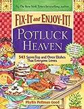 Fix-It and Enjoy-It Potluck Heaven, Phyllis Pellman Good, 1561487325