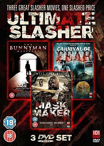 Ultimate Slasher Movie Triple