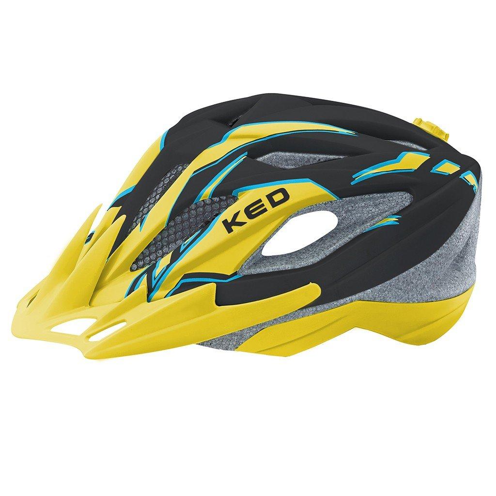 KED Street Junior Pro Helmet Pearl Grün Matt 2017 Fahrradhelm