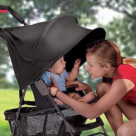 Sombrilla universal para cochecito de bebé, Danolt Toldos ...