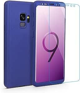IMOO Funda de móvil Samsung Galaxy S9/Plus 360 Grados