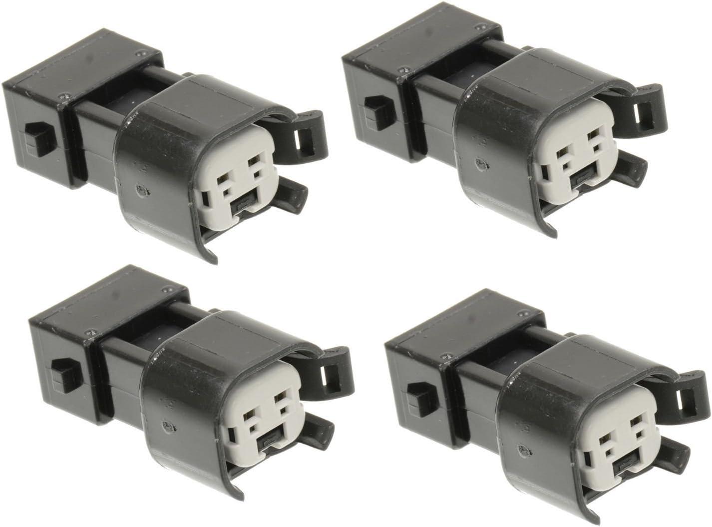 LS1 EV1 to EV6 EV14 USCAR LS2 LS3 LSX LT1 Fuel Injector Connector Adapter QTY 6