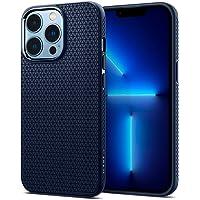 Spigen Compatible for iPhone 13 Pro Case Liquid Air - Navy Blue