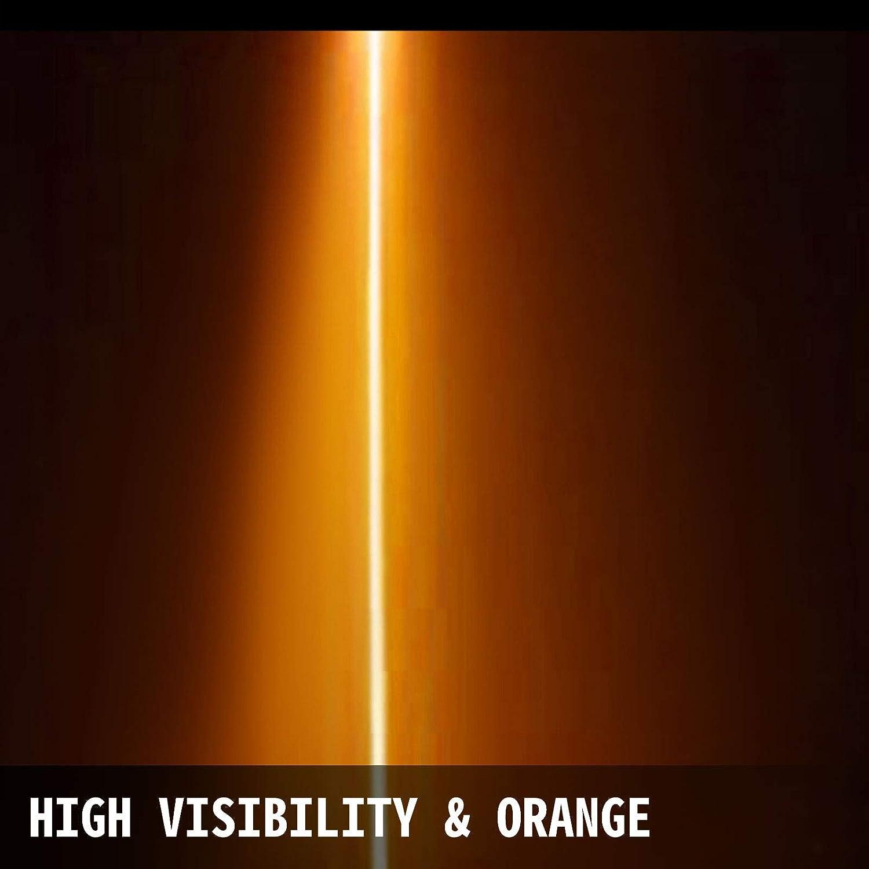 Bestauto Led Whip Lights Orange Color Lighted Whips for UTV 4ft Led CB Antenna 1pc Optic Fiber Off-road Whip Bluetooth App Control LED Whips for Sand Dune Buggy UTV ATV Polaris Accessories RZR Jeep