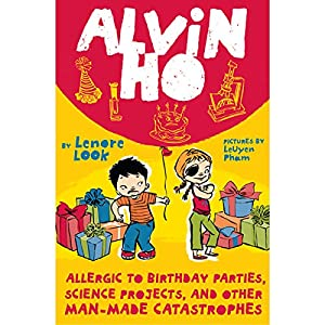Alvin Ho: Allergic to Birthday Parties, Science Projects, and Other Man-made Cat Audiobook