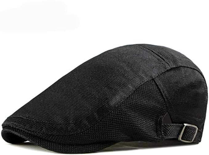 HT2444 Casquillo de la Boina Respirable Verano Sun Hat Gorras ...