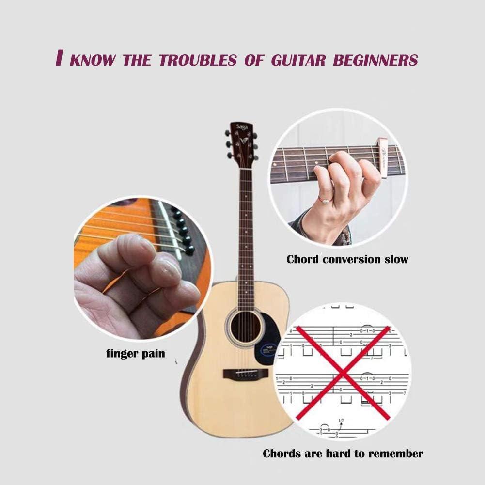 Ayuda de Guitarra,DaceStar Guitarra Enseñanza Asistente clásico A ...