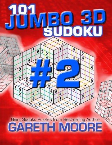 101 Jumbo 3D Sudoku Volume 2 - Sudoku 3d
