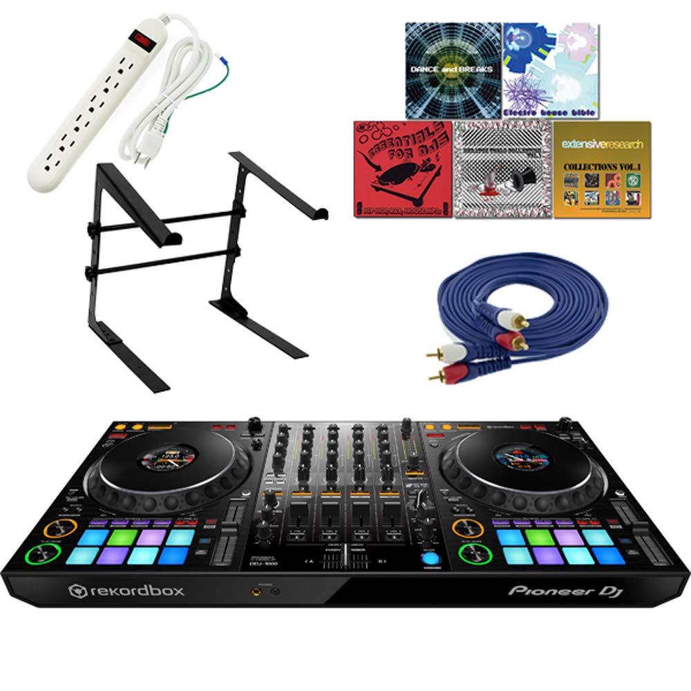 Pioneer DJ パイオニア/DDJ-1000 (激安プロ向けCセット)   B07L755C2J