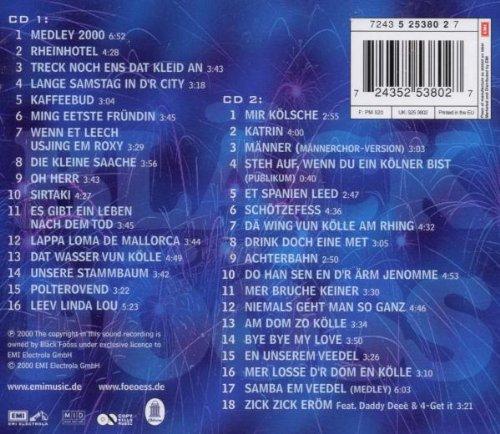 30 Jahre: Live in Der Kolnarena Sylvester 2000 by EMI International