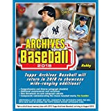 2018 Topps Archives Baseball Hobby Edition Factory Sealed 24 Pack Box - Baseball Player Sets