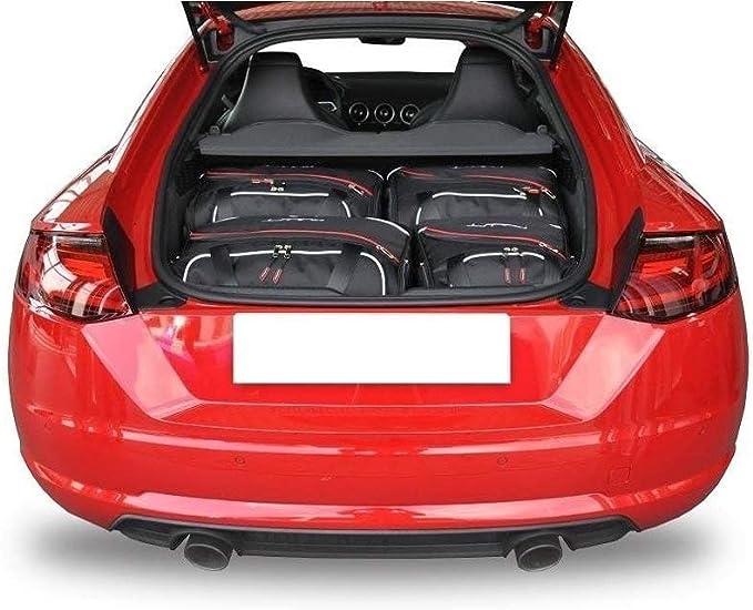 Kjust Dedizierte Kofferraumtaschen 4 Stk Set Kompatibel Mit Audi Tt 8s 2014 Auto