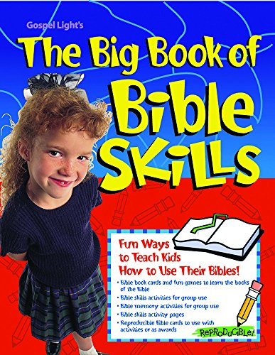 The Big Book of Bible Skills (Big Books)