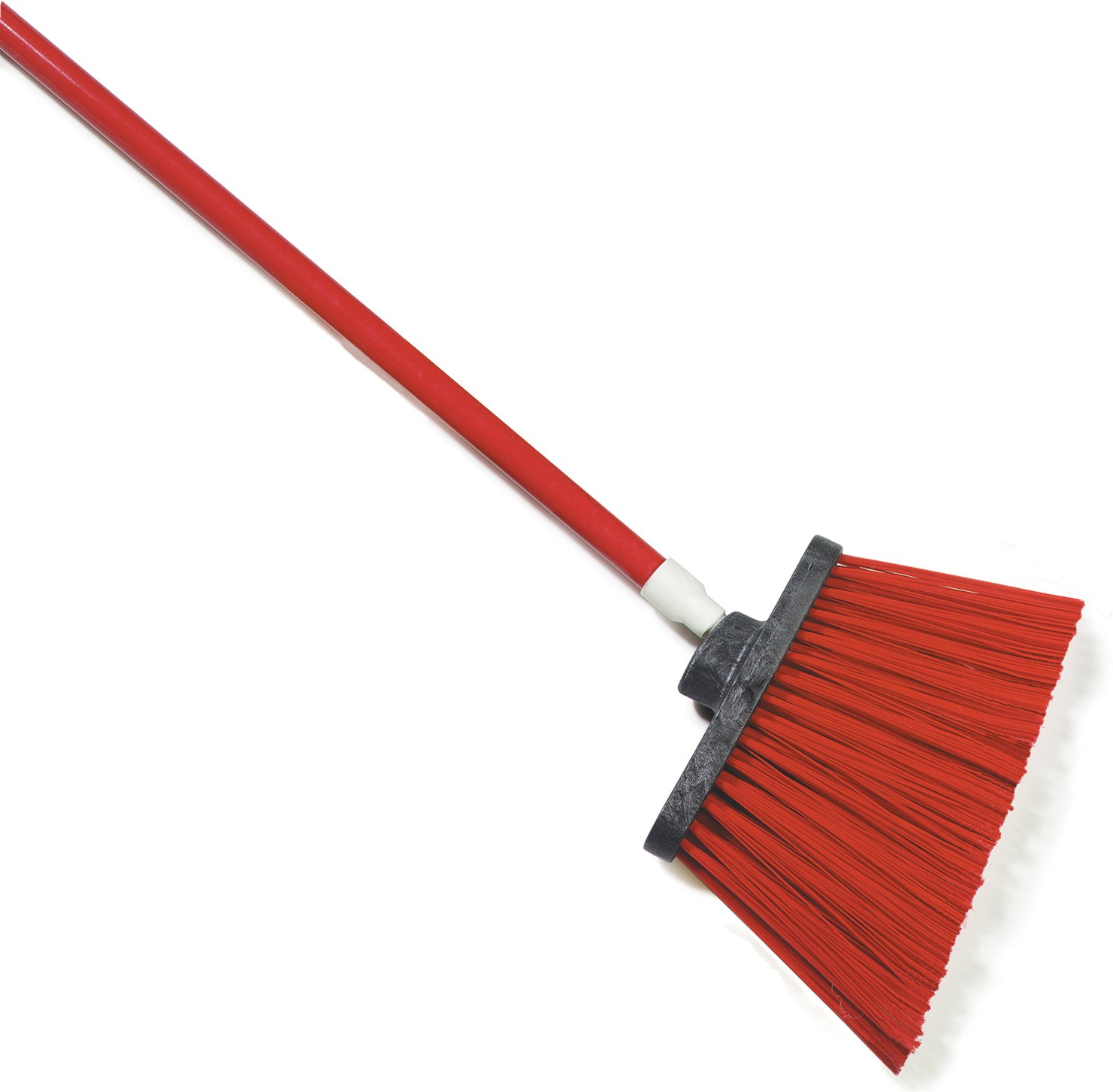 Carlisle 4108305 Sparta Duo-Sweep Unflagged Angle Broom with Fiberglass Handle, 54'' Length, Red (Pack of 12) by Carlisle (Image #10)