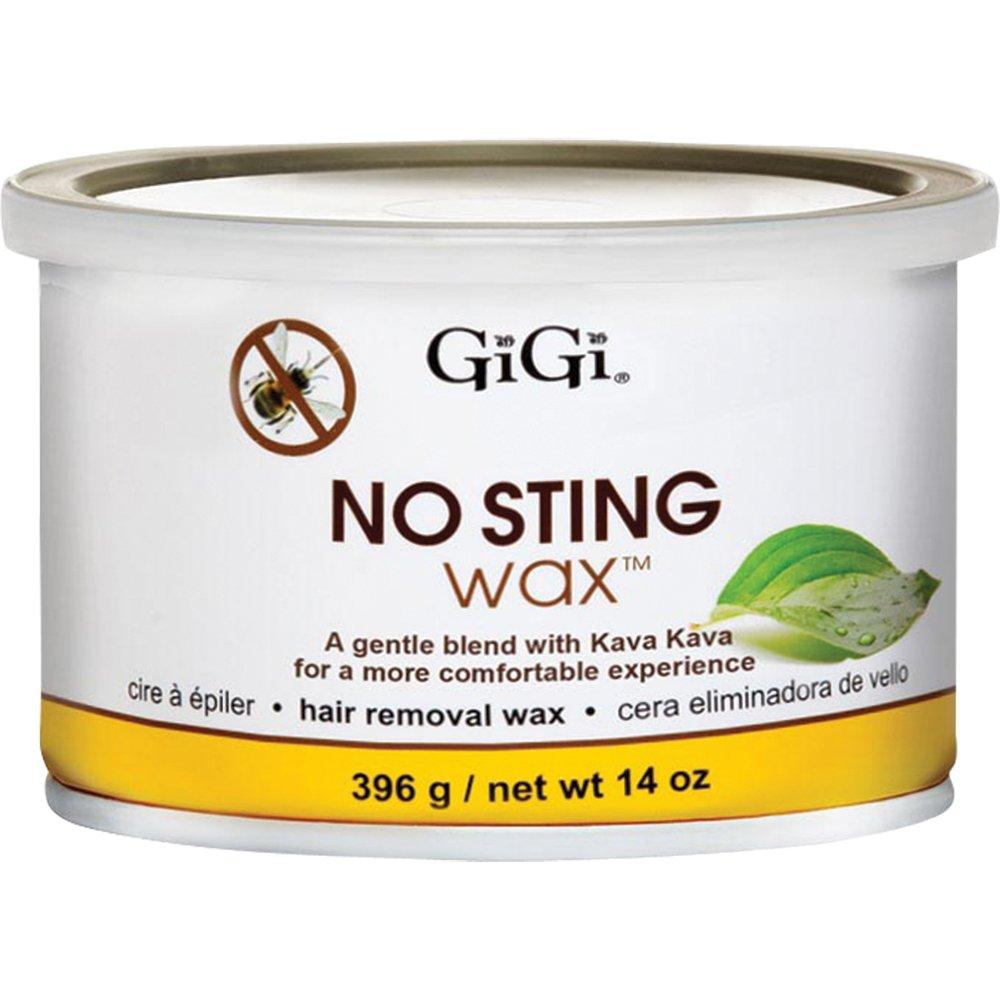 Gigi No Sting 0341 Wax 14-Ounce, 1 Count